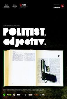 Politist, adjectiv on-line gratuito