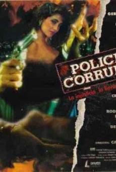Policía corrupto