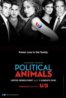 Political Animals on-line gratuito