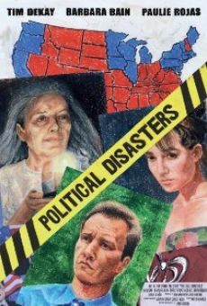 Political Disasters online free