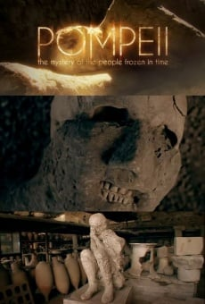 Ver película Pompeii: The Mystery of the People Frozen in Time