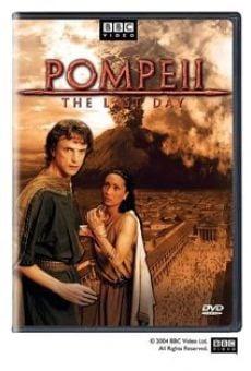 Le dernier jour de Pompéi
