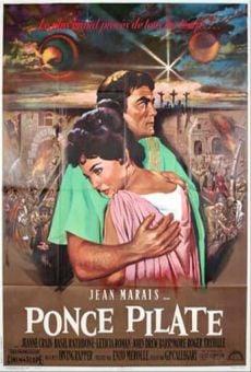 Ponce Pilate en ligne gratuit