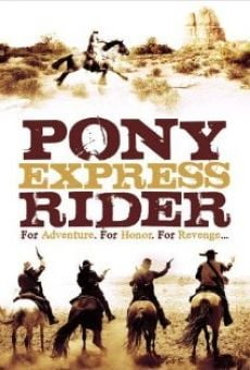 Pony Express Rider on-line gratuito