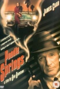 Ver película Poodle Springs