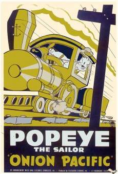 Popeye the Sailor: Onion Pacific
