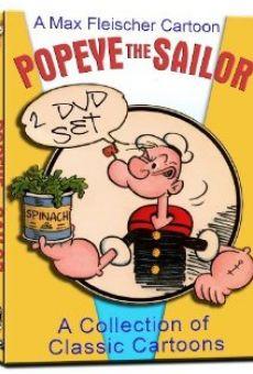 Popeye the Sailor Meets Sindbad the Sailor en ligne gratuit