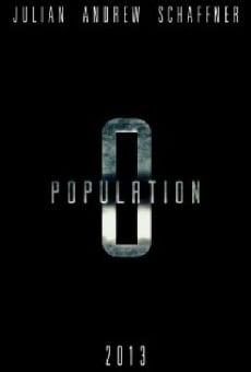 Watch Population Zero online stream