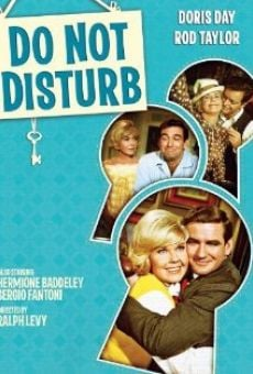do not disturb 1965 film en fran ais. Black Bedroom Furniture Sets. Home Design Ideas