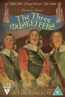 The Three Musketeers on-line gratuito