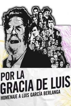 Película: Por la gracia de Luis
