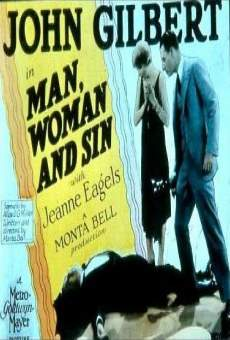 Man, Woman and Sin on-line gratuito