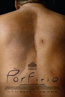 Ver película Porfirio