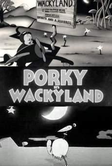 Looney Tunes: Porky in Wackyland en ligne gratuit