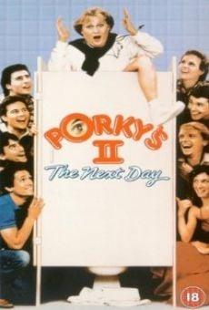 Porky's II: Al día siguiente online