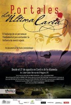 Ver película Portales, la última carta