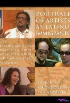 Portrait of Artists as Latino Immigrants