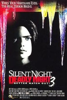 Silent Night, Deadly Night III: Better Watch Out! online free