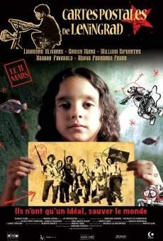 Ver película Postales de Leningrado