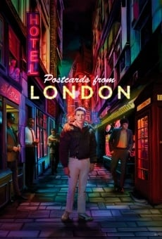 Postcards from London online