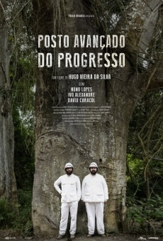 Posto-Avançado do Progresso