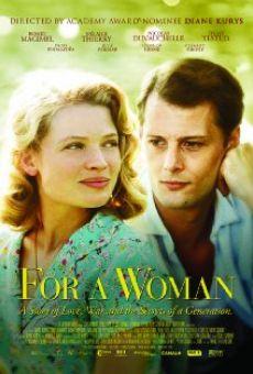 Película: Pour une femme