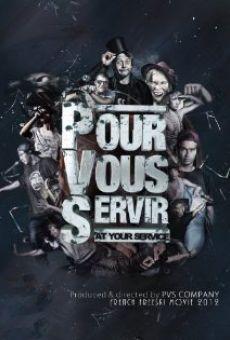 Ver película Pour vous servir