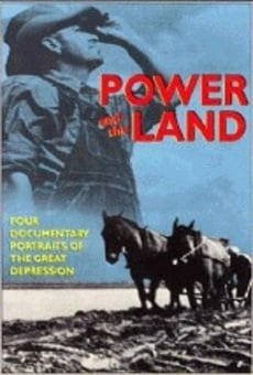 Ver película Power and the Land