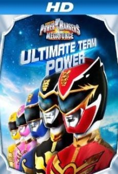 Power Rangers Megaforce: Ultimate Team Power online free