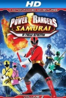 Power Rangers Samurai: A New Enemy (vol. 2) on-line gratuito