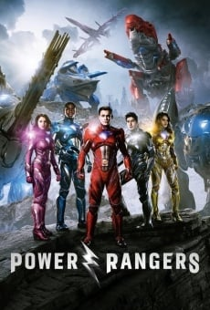 Power Rangers on-line gratuito