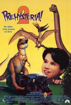 Ver película Prehisteria 2