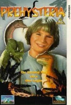 Prehysteria - arrivano i dinosauri online