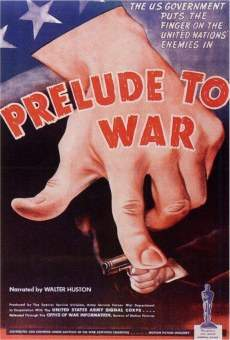 WWII - Why We Fight 1: Prelude to War online free