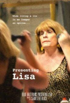 Presenting Lisa online