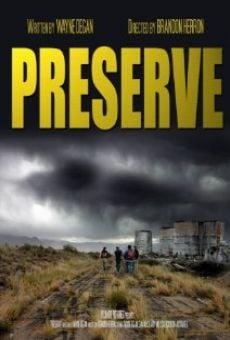 Ver película Preserve