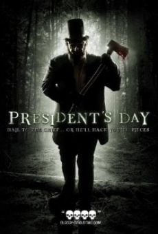 President's Day on-line gratuito