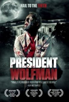 President Wolfman online