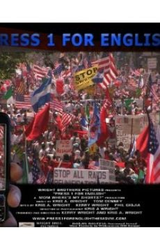 Press 1 for English gratis