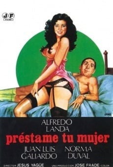 Ver película Préstame tu mujer