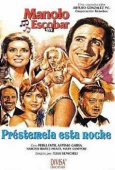 Ver película Préstamela esta noche