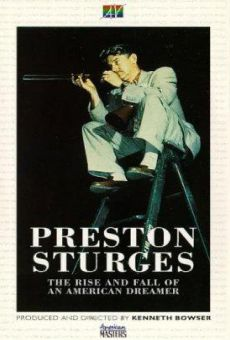 Película: Preston Sturges: The Rise and Fall of an American Dreamer
