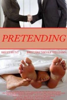 Pretending online