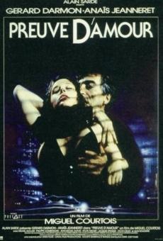 Ver película Preuve d'amour