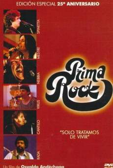 Prima Rock on-line gratuito