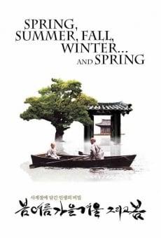Ver película Primavera, verano, otoño, invierno... y primavera