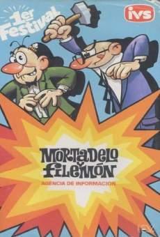Ver película Primer Festival de Mortadelo y Filemón, agencia de información