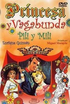 Ver película Princesa y vagabunda