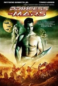 Princess of Mars online streaming