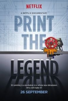 Print the Legend online streaming